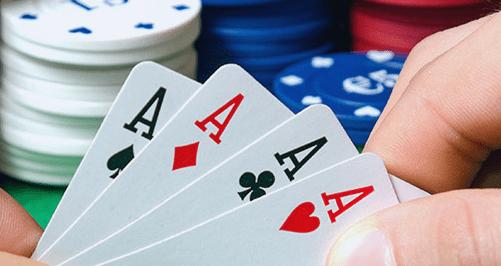 running aces poker